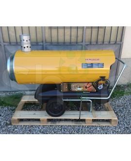Generatore aria calda a gasolio a riscaldamento indiretto BV 290 80shop
