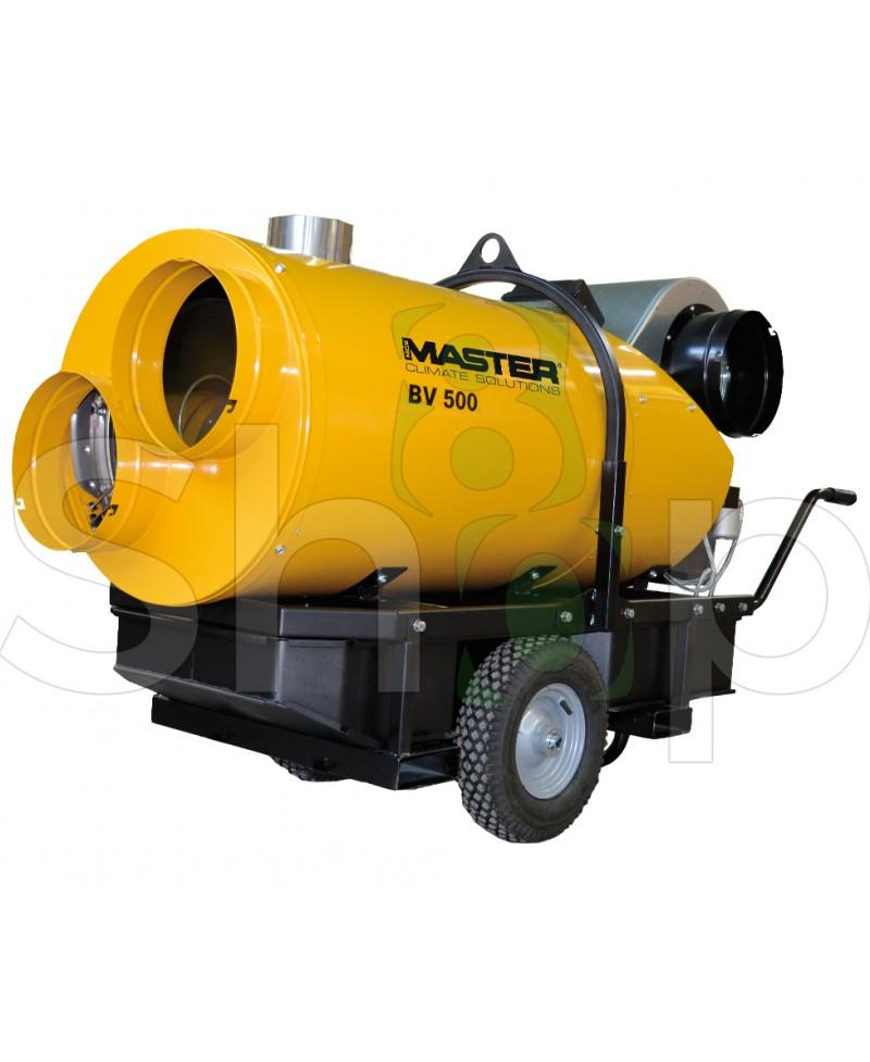 Riscaldamento Ad Aria A Gas.Bv 500 Generatore D Aria Calda Ad Alta Pressione A